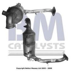 Сажевый / частичный фильтр, система выхлопа ОГ (BM Catalysts) BM11005HP
