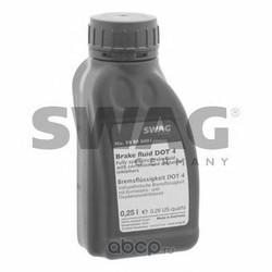 Жидкость тормозная 0,25л (Swag) 99900001