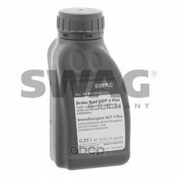 Тормозная жидкость 0 25l (Swag) 99900004