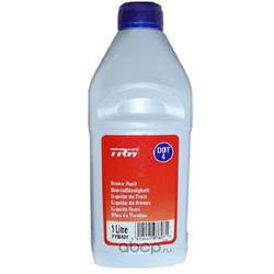 Жидкость тормозная dot4 (1 литр) (TRW/Lucas) PFB401