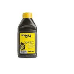 Жидкость тормозная dot4 (0,5l) (Textar) 95002400