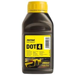 Жидкость тормозная dot 4, 0.25л (Textar) 95006000