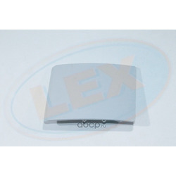 Заглушка в передний бампер (буксировочного крюка) (Lex) ZG1229