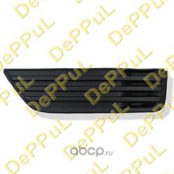 Заглушка противотуманной фары левая (DePPuL) DE133350FF