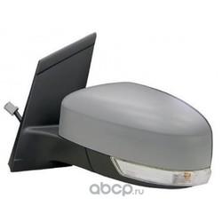 Зеркало правое электро регулировка с подогревом с повторителем (TYC) 388FDD413TPAL
