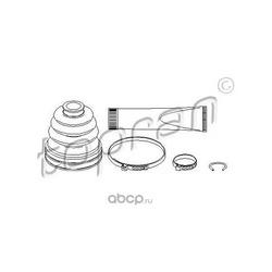 Комплект пыльника, приводной вал (topran) 302208
