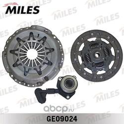 Комплект сцепления (Miles) GE09024