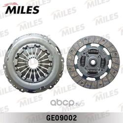 Комплект сцепления (Miles) GE09002