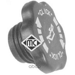 Крышка маслозаливной горловины (METALCAUCHO) 03705