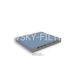 Салонный фильтр (NEVSKY FILTER) NF6123