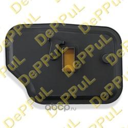 Фильтр масляный тонкой очистки (DePPuL) DEGA7098