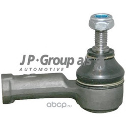 Наконечник рулевой тяги правый (JP Group) 1544601380
