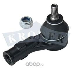 Наконечник рулевой тяги, правый (Kroner) K301037
