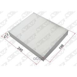 Салонный фильтр (Sat) ST64119237554