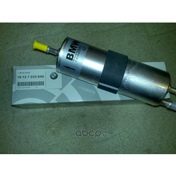 Топливный фильтр (BMW) 16127233840