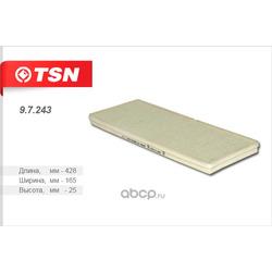 Салонный фильтр (TSN) 97243