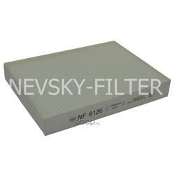 Салонный фильтр (NEVSKY FILTER) NF6126