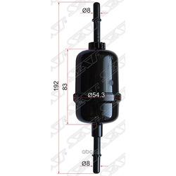 Топливный фильтр (Sat) ST1140129