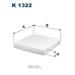 Салонный фильтр (Filtron) K1322