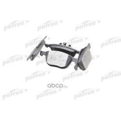 Колодки тормозные передние (PATRON) PBP1594