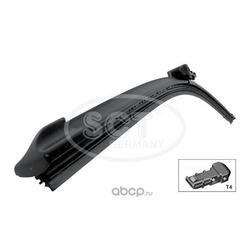 Щетки стеклоочистителя форд с макс (SCT) 9124