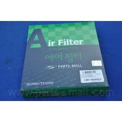 Салонный фильтр (Parts-Mall) PMA018