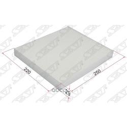Салонный фильтр (Sat) ST971332B010