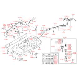 Топливный фильтр (Hyundai-KIA) 319113A500