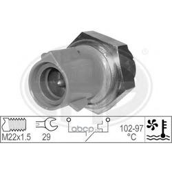 Термовыключатель, вентилятор радиатора (Era) 330185