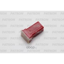 Предохранитель 50a красный 27x12.1x10mm patron (PATRON) PFS119