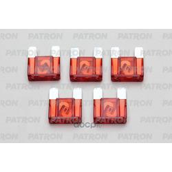 Предохранитель 5шт maxi fuse 50a красный (PATRON) PFS065
