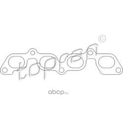 Прокладка, выпускной коллектор (topran) 301862
