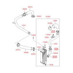 Ремень (Hyundai-KIA) 2829227030