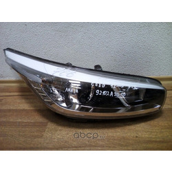 Фара правая (Hyundai-KIA) 92102A2010