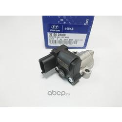 Регулятор холостого хода (Hyundai-KIA) 351502B000