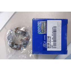 Стартер Киа Серато 2004 (Hyundai-KIA) 3616921740