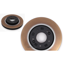 Задние тормозные диски Киа Церато 2008 (Hyundai-KIA) 51712A7000