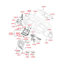 Предохранители (Hyundai-KIA) 9511024001