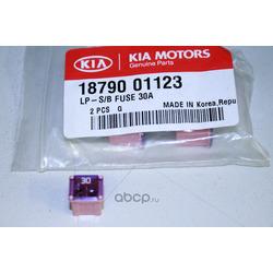 Предохранители (Hyundai-KIA) 1879001123