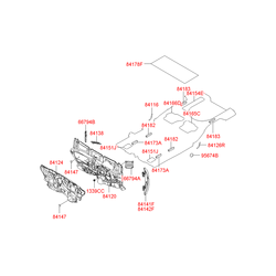 Заглушка отверстия днища (Hyundai-KIA) 1731316000