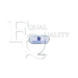 Фонарь указателя поворота (EQUAL QUALITY) FL0462