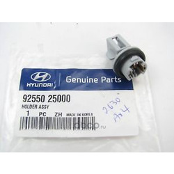 Патрон лампочки номерного знака (Hyundai-KIA) 9255025000