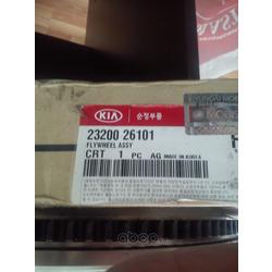 Маховик двигателя (Hyundai-KIA) 2320026101