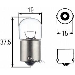 Лампа накаливания (HELLA) 8GA002071131