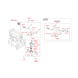 Термостат (Hyundai-KIA) 255002A000