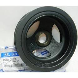 Шкив коленвала (Hyundai-KIA) 2312426030