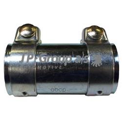 Соединительная труба глушителя (60x90mm) (JP Group) 1121401600