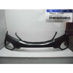 Бампер на киа соренто 2010 (Hyundai-KIA) 865112P000