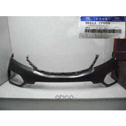 Передний бампер киа соренто 2012 (Hyundai-KIA) 865112P000