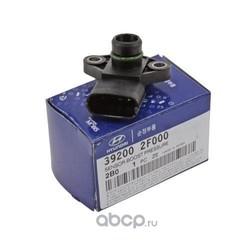 Датчик давления наддува киа соренто дизель (Hyundai-KIA) 392002F000